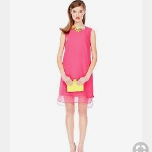 Vince Camuto pink sheath dress